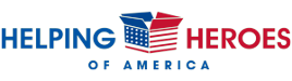 Helping Heroes of America Logo