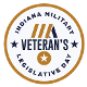 IN Military & Veterans Legislative Day Logo